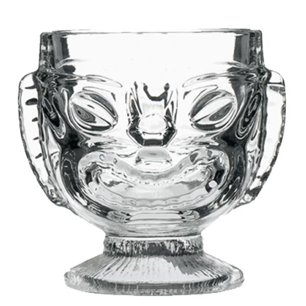 Cristal Tiki Cup