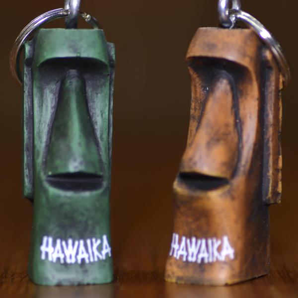 Llavero Moai